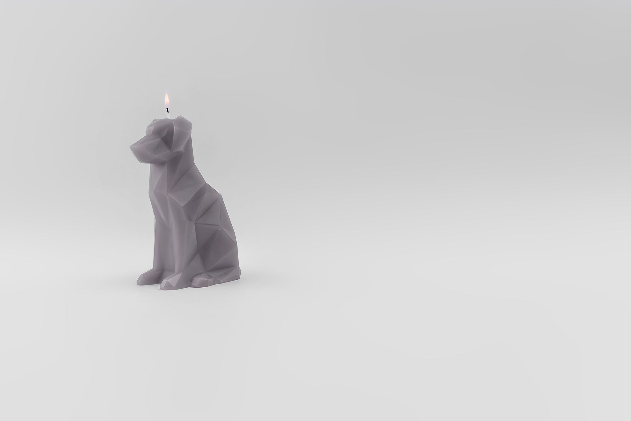 Voffi Grey candle
