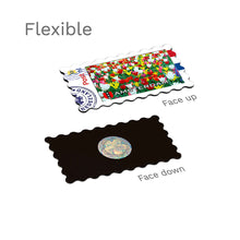 Flexible Fridge Magnet - Colorful Tulips, Amsterdam