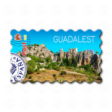Guadalest - Guadalest town