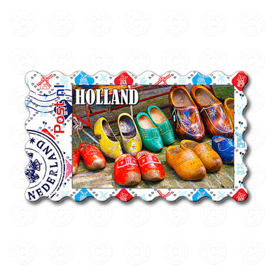 Fridge Magnet - Holland Klompen