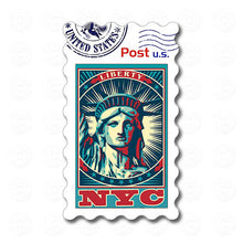 Fridge Magnet - New York - Liberty NYC