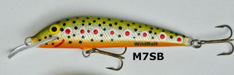 WildBait Minnow 7SB