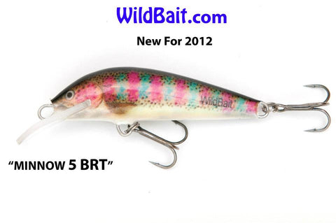 WildBait Minnow 5BRT