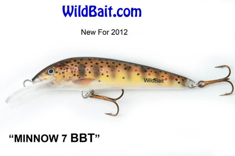 WildBait Minnow 7BBT