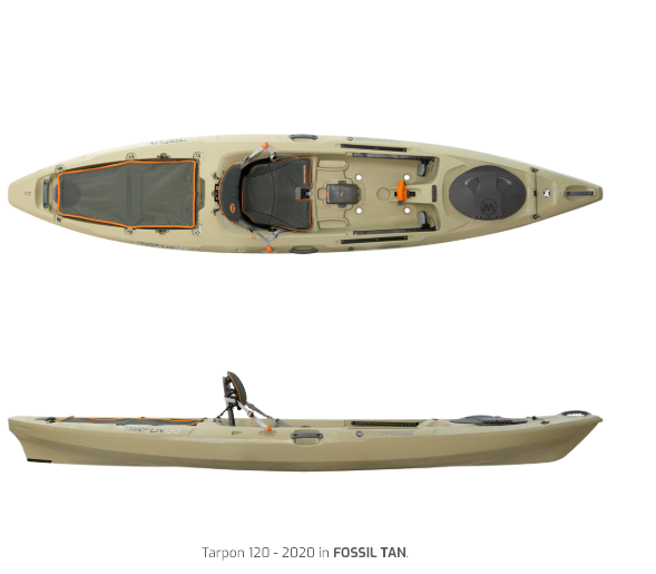Nýr Wilderness Tarpon 120 (2020)