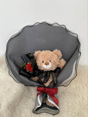 Teddy Buddy - One stalk for that special one