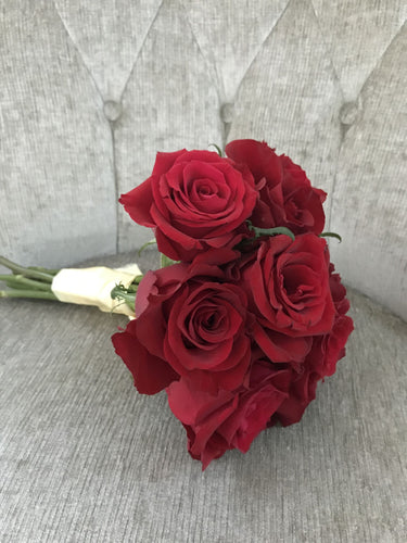 Simple Rose Hand Bouquet