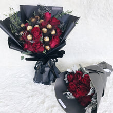 Classic - Red Rose Bouquet