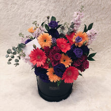 Mademoiselle Candy - Gerbera Daisy, Mini Rose & Eustoma