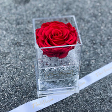 Signature Preserved Roses Acrylic Box