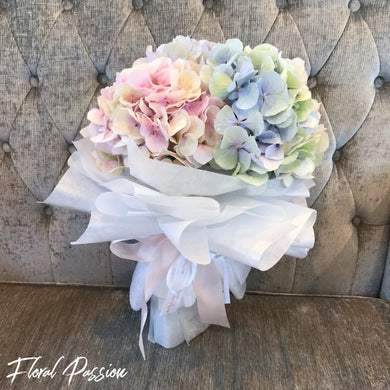 Cotton Candy - Hydrangeas Bouquet