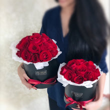 The Black Box - Signature Red Roses Box