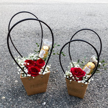 Red Rose & Ferrero Rocher Bag