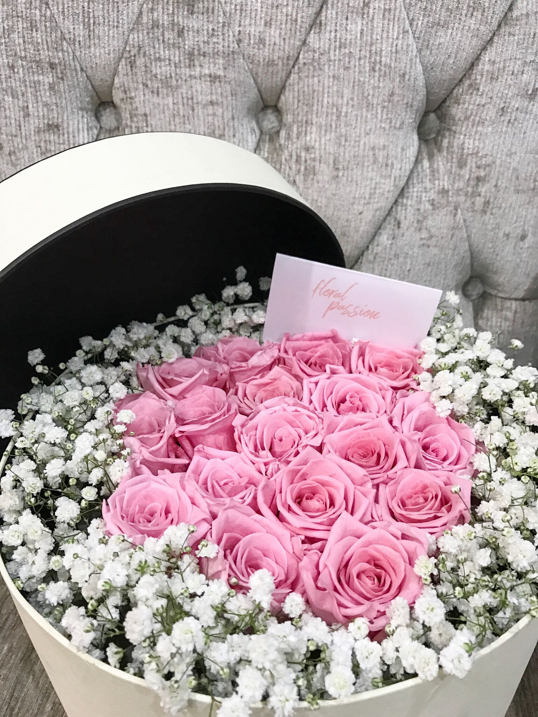 Preserved roses baby breaths flower box floral passion sg preserved roses baby breaths flower izmirmasajfo