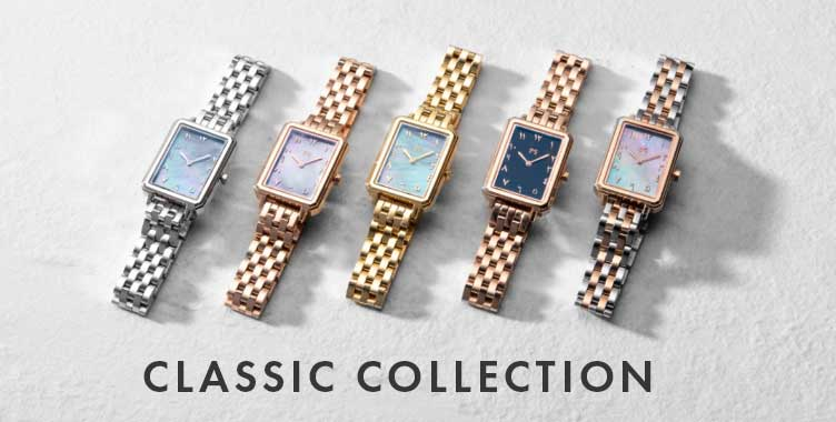 classic collection mobile banner
