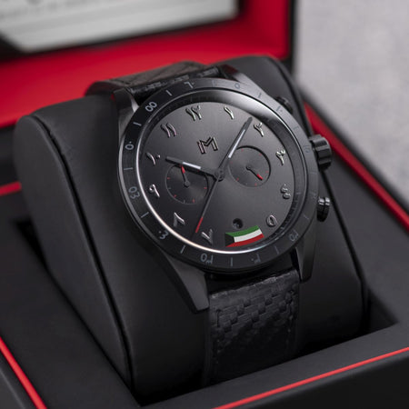 KUWAIT BLACK Edition - Carbon - minimalistae