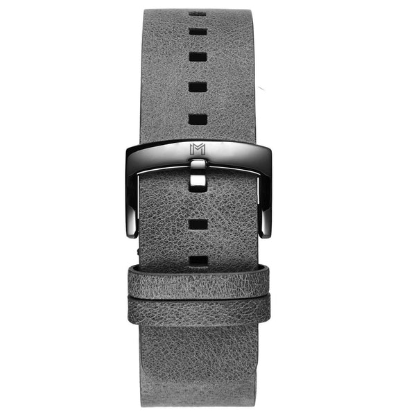 Strap / Grey Leather - MINIMALIST