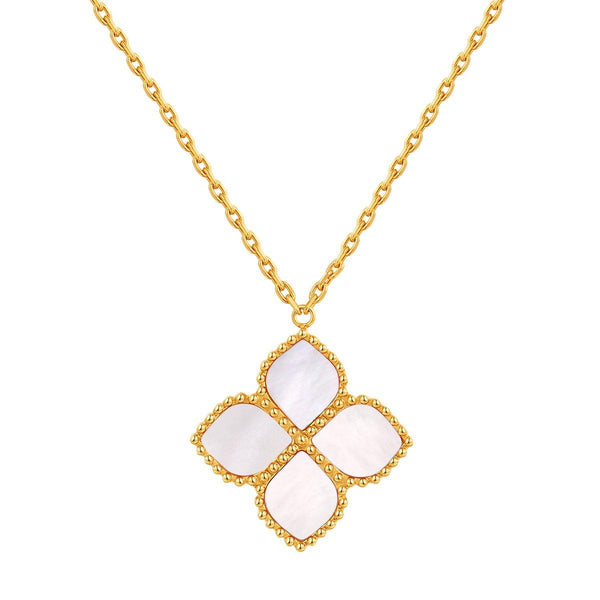 Joory / Necklace Pearl Gold - MINIMALIST