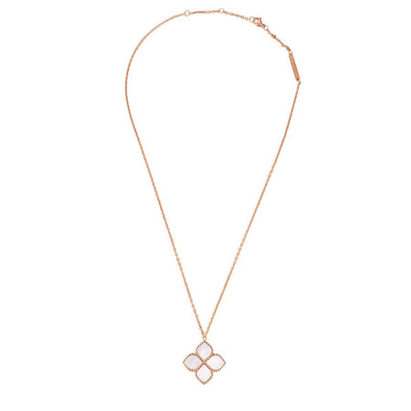 Joory / Necklace Pearl Rose Gold - MINIMALIST