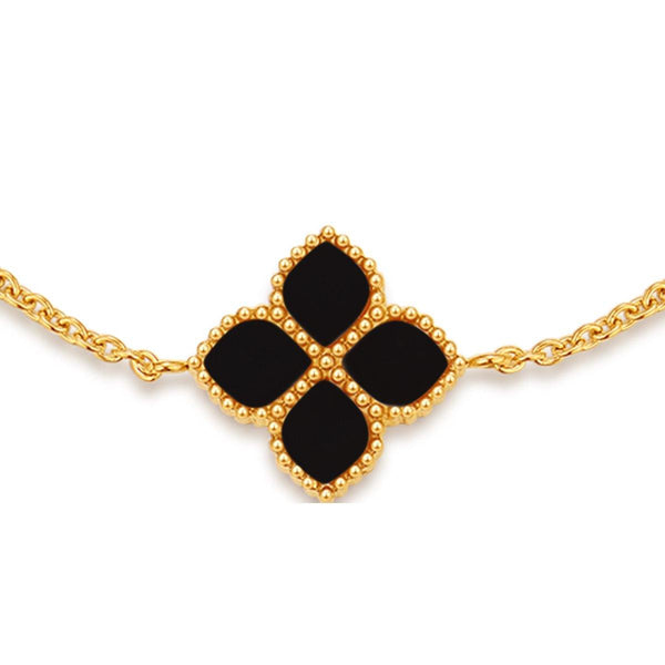 Joory / Bracelet Black Gold