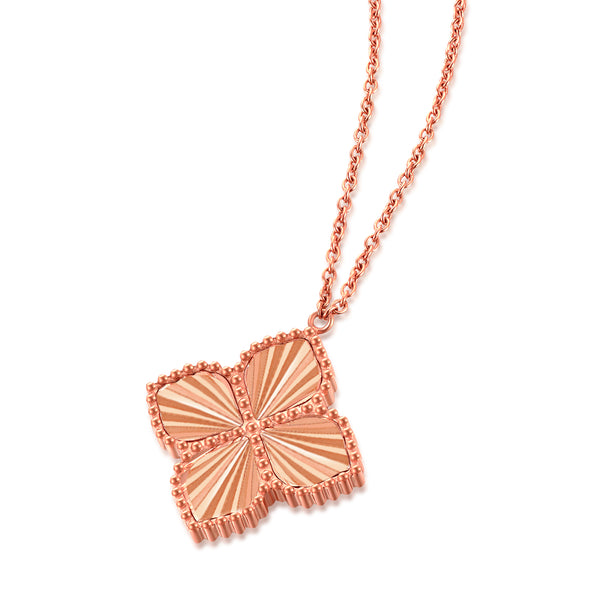 Joory / Sunglow Necklace Rose Gold