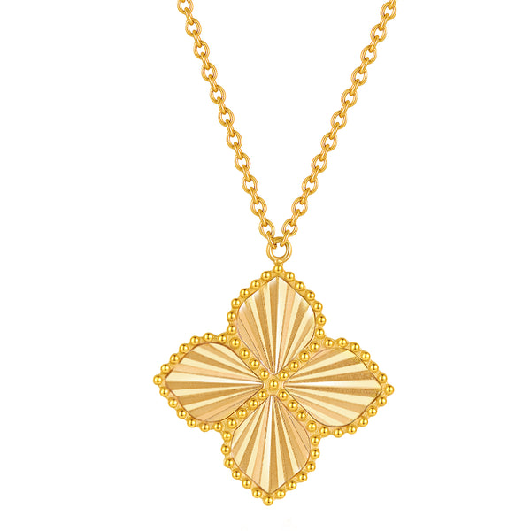 Joory / Sunglow Necklace Gold