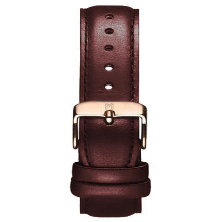 Almanac Strap / Brown Leather - minimalistae