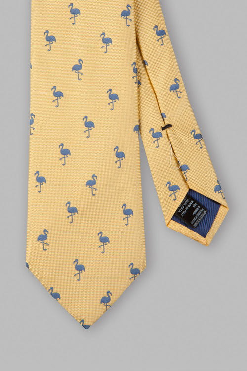 Corbata Collection Flamingo