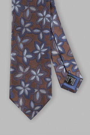 Corbata Colletion Fiore Bordo