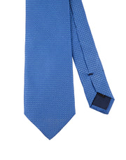 Corbata Collection Falso Liso Azul Celeste