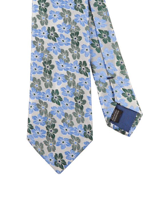 Corbata Collection Flor 40