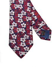Corbata Collection de Flores Bicolor
