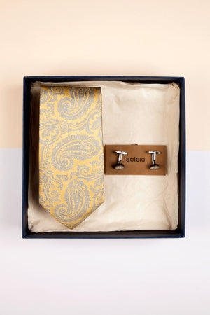 GOLD BOX PAISLEY AMARILLO