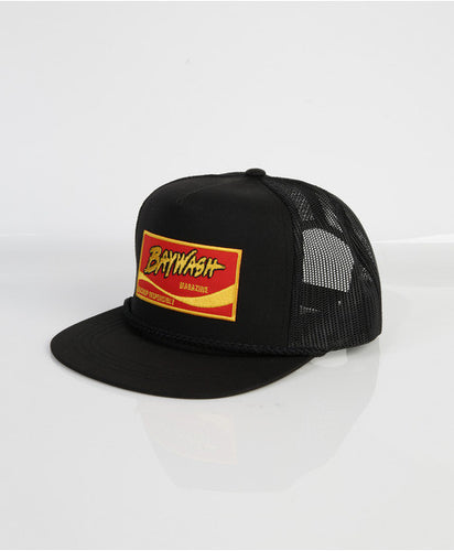 BAYWASH COLA TRUCKER CAP