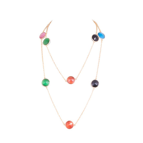Embellishment of addition necklace