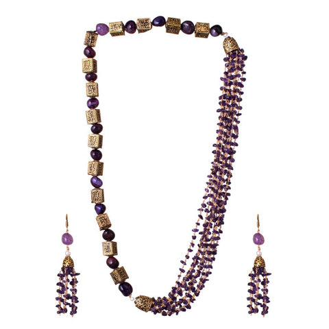 deep intricate beads set