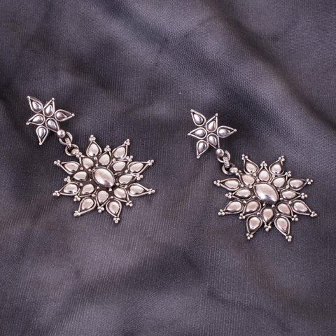 Elegance and charm 92.5 silver earrings