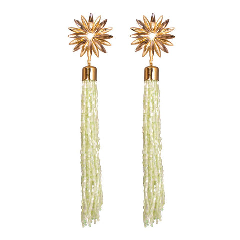 Glamour and spark tassel