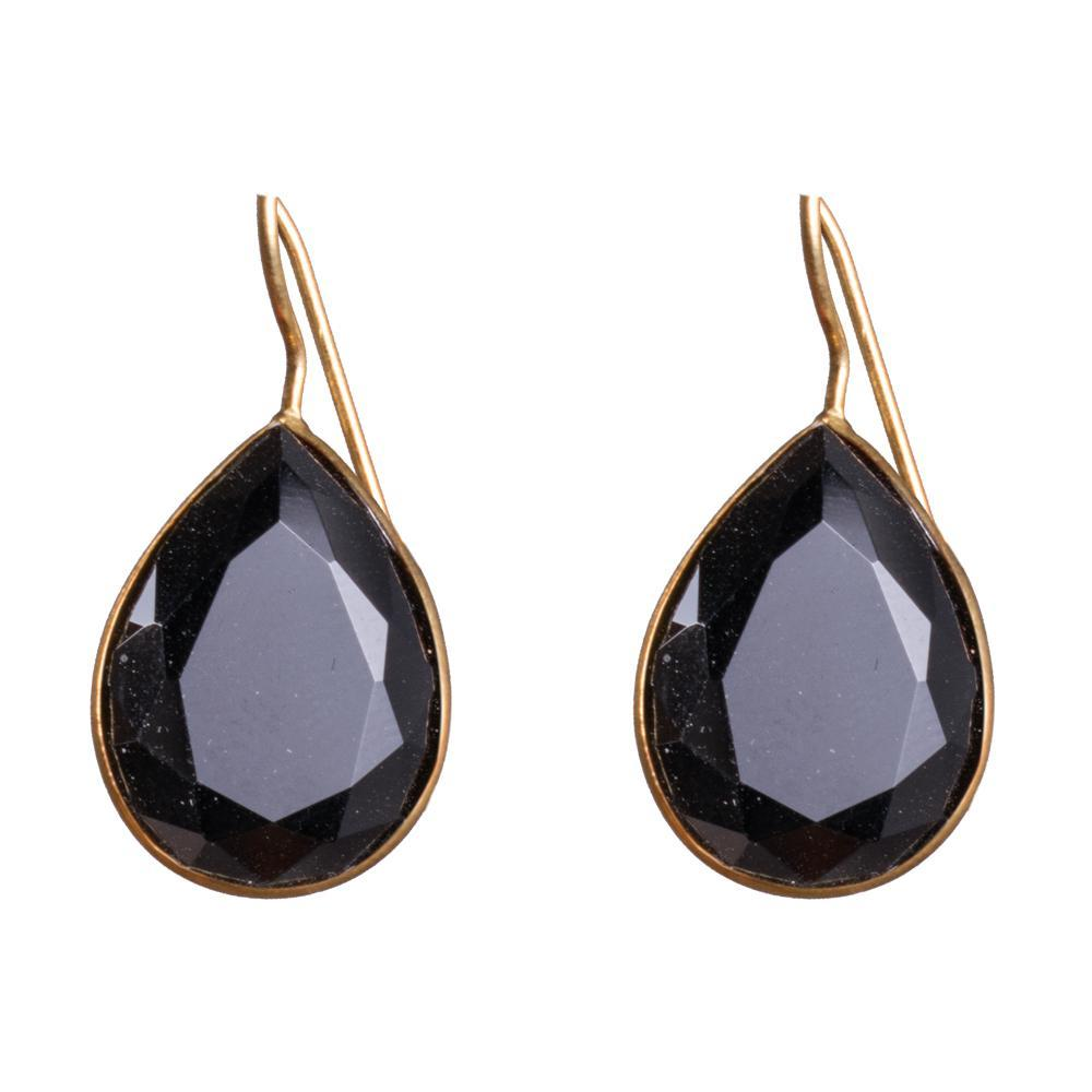 Onyx Eyed Earrings