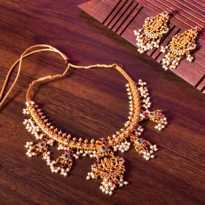 Gold plated heavy set