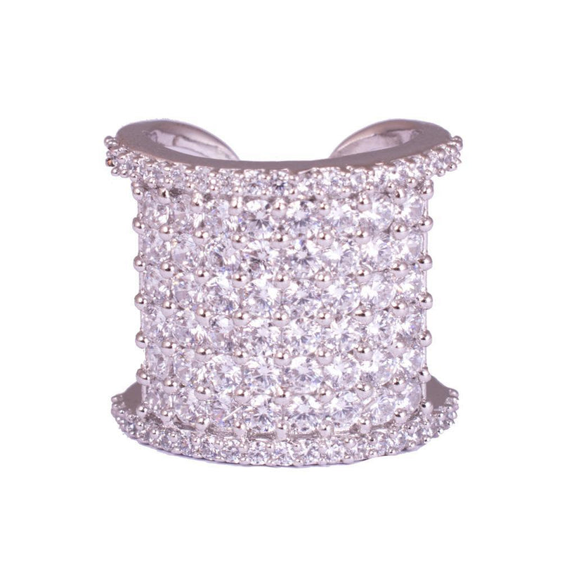 Party Wear American Diamond Finger Ring