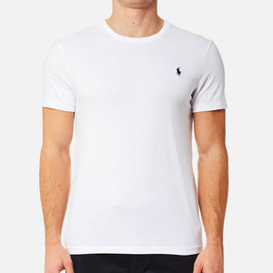 Polo Ralph Lauren T-Shirt Custom Fit White