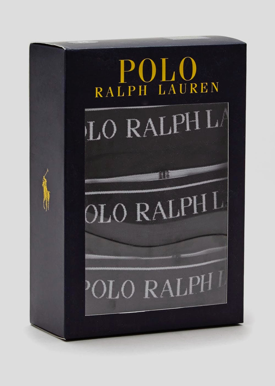 Polo Ralph Lauren 3 Pack Cotton Trunks
