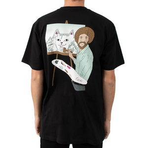 RipNDip Ross Tee Black