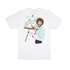 RipNDip Ross Tee White