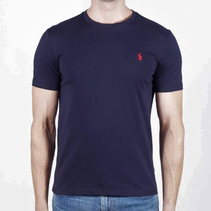 Polo Ralph Lauren T-Shirt Custom Fit Navy