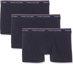 Tommy Hilfiger 3 Pack Trunks Premium Essentials