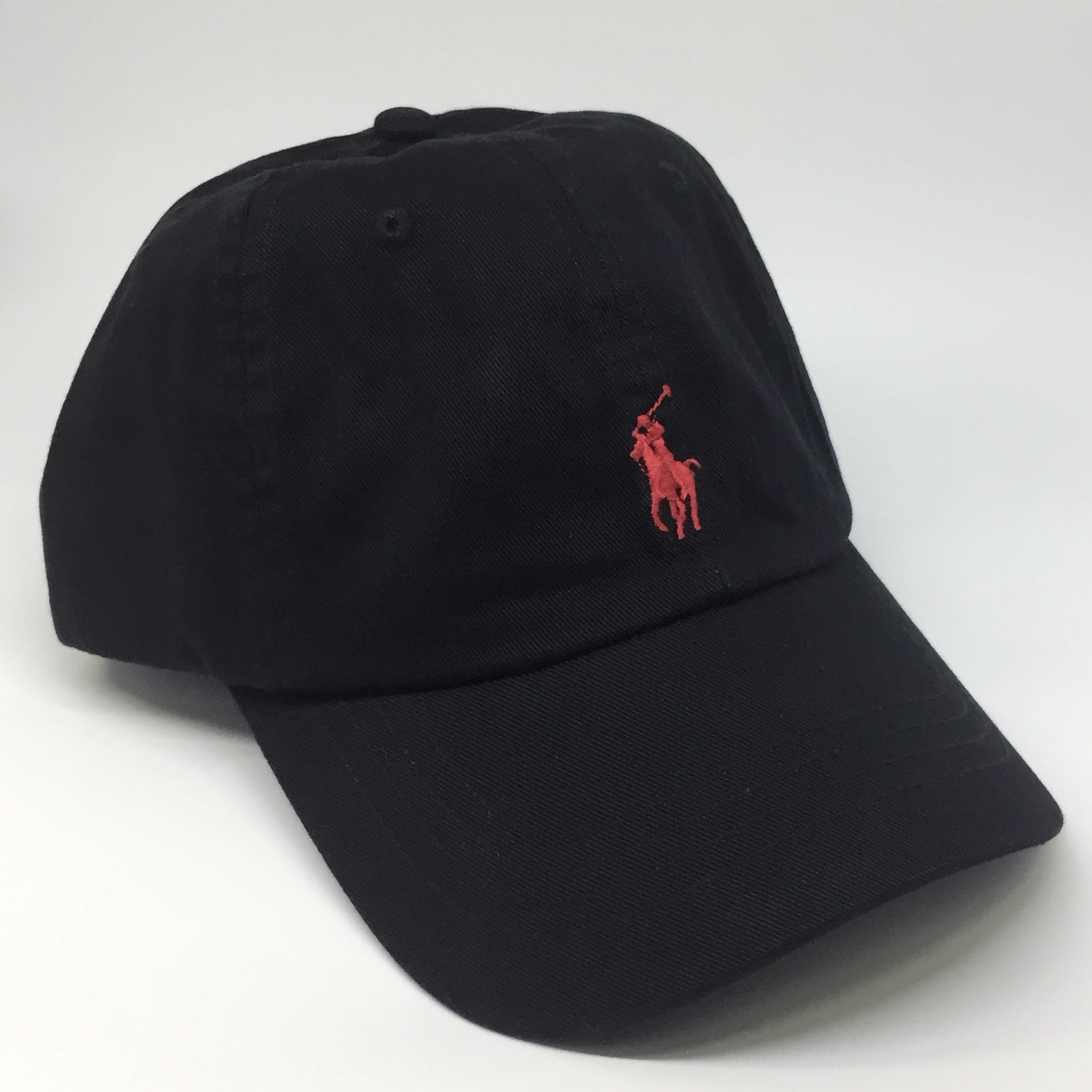 black and red polo ralph lauren
