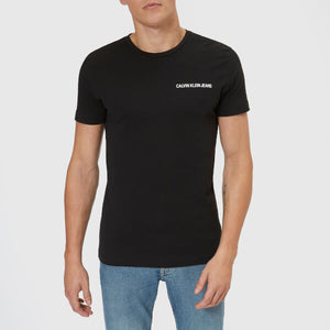 Calvin Klein Jeans Institutional Logo Tee Black