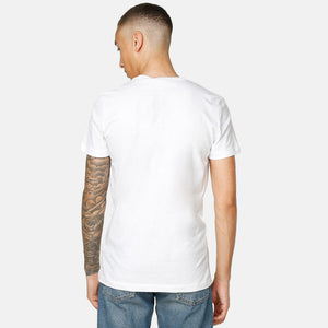 Calvin Klein Jeans Institutional Logo Tee White